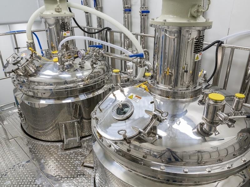 Filtration Gaz Comprimés Process